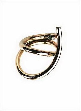 ring dansk design guld beliebtester schmuck